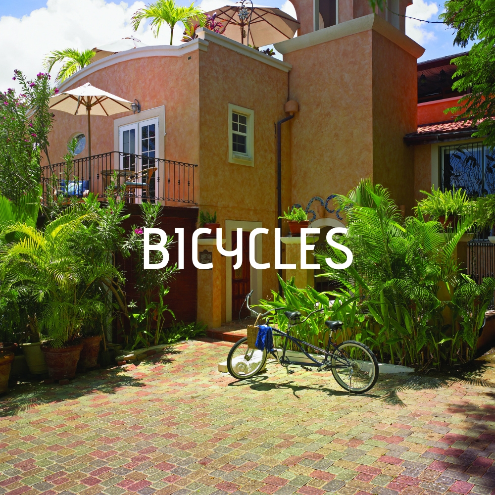 BICYCLES AT LITTLE ARCHES